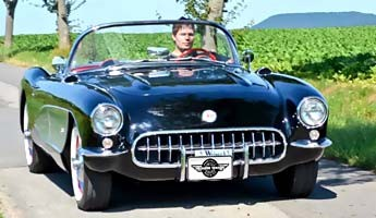 Corvette C1 1957 – Top, die Vette gilt!