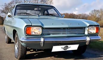 Kaufberatung Ford Capri I – Caprifischer