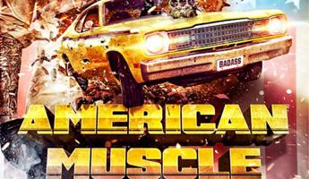 Wir verlosen 3 DVD AMERICAN MUSCLE!!!