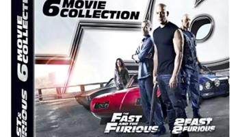 Fast & Furious 1-6