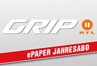 GRIP - Das Motormagazin ePaper Jahresabo