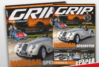 GRIP - Das motormagazin 05/2014