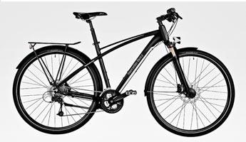Bike für Trekker