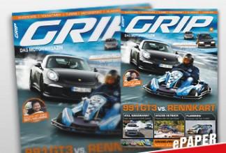 GRIP - Das Motormagazin 01/2015