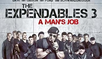 The Expendables 3-DVD-Tipp