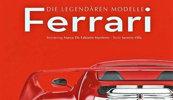 Buch Tipp – Ferrari – Die legendären Modelle