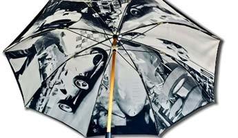 Schirm für trockene