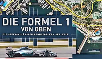 Die Formel 1 von oben.