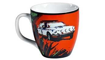 Tasse für Racer