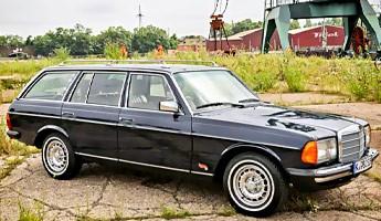 Mercedes-Benz S 123 230 TE – Der Vater aller Kombis