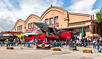 Brazzeltag im Technik Museum Speyer – Brazzeln als Lebenszweck