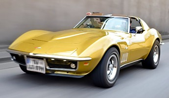 Corvette C3 1969 – Coke Bottle Rochen