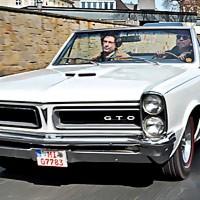 Pontiac GTO Cabrio 1965 – Gran Turismo Omologato auf amerikanisch