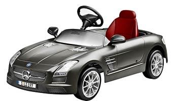 Mercedes für den Nachwuchs