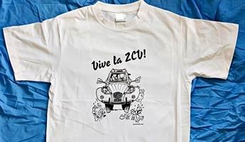 Shirt für Entenfahrer