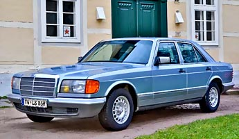 Kaufberatung Mercedes-Benz S-Klasse W126 – Chefsache