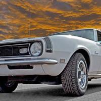 Chevrolet Camaro 1968 – Ein böses Tier, das Mustangs frisst