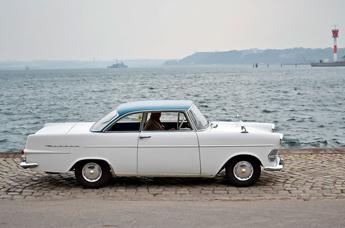 Opel Rekord P2 Coupé 1961 – Ein Coupé zum Verlieben