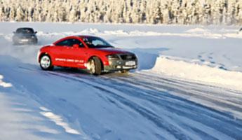 Adrenalin-Reisen nach Schweden