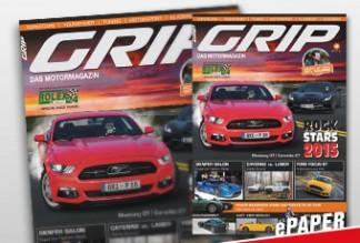 GRIP - Das Motormagazin 03/2015