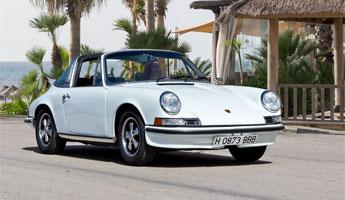 Porsche 911 E Targa – Grenzenlos offen