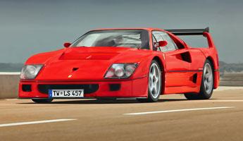Enzos Vermächtnis: Ferrari F40