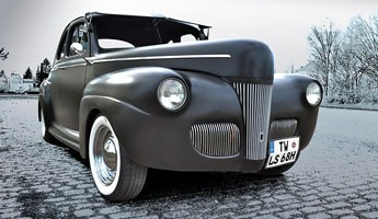 1941er Ford DeLuxe Business Coupé – Mind your Business