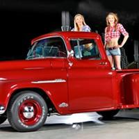 Der treue Begleiter – Chevrolet 3100 Pick-up 1956