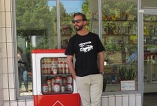 TRÄUME WAGEN MUSTANG T-Shirt