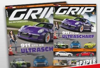 GRIP - Das Motormagazin 06/2015