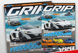 GRIP - Das Motormagazin 07/2015