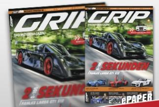 GRIP - das Motormagazin 08/2015
