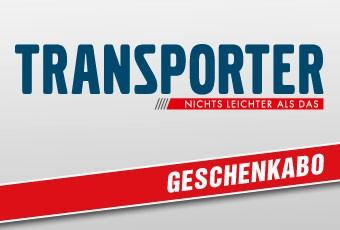 TRANSPORTER Print Geschenk Abo