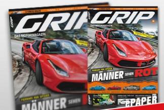 GRIP - Das Motormagazin 09/2015