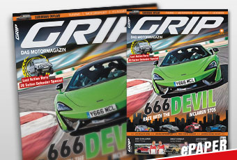 GRIP - das Motormagazin 01/2016