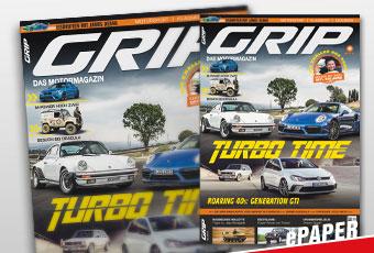 GRIP - das Motormagazin 02/2016