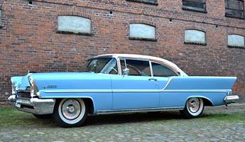 Lincoln Premiere 1957