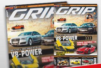 GRIP - Das Motormagazin 03/2016
