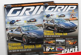 GRIP - das Motormagazin 04/2016