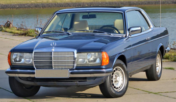 Kaufberatung Mercedes W123