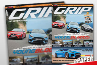 GRIP - das Motormagazin 05/2016