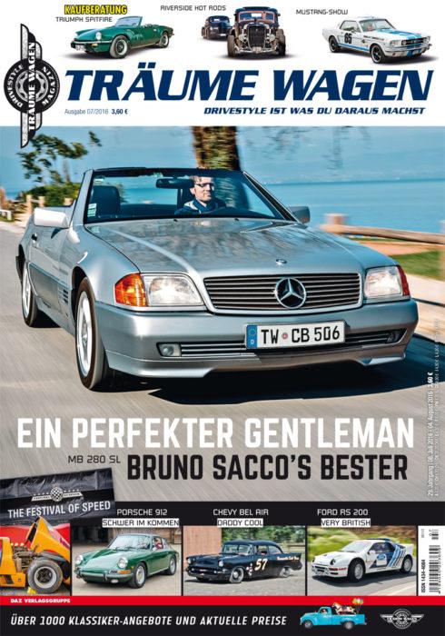 Editorial TRÄUME WAGEN 07/2016