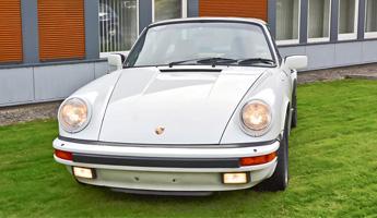 Kaufberatung Porsche 911 Carrera 3.2 (Targa)