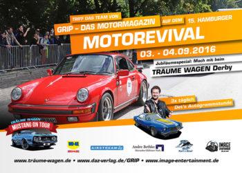 15. Stadtpark Motorevival 03. – 04.09.2016