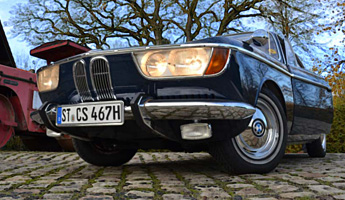 BMW 2000 CS – Neue Klasse 120