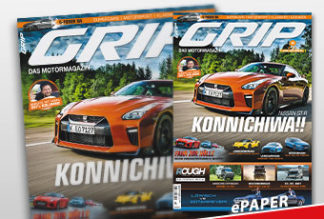 GRIP - Das Motormagazin 07/2016