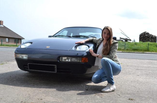 Porsche 928 S4 – Ein Porsche für die Azubine