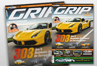 GRIP Das Motormagazin 01/2017