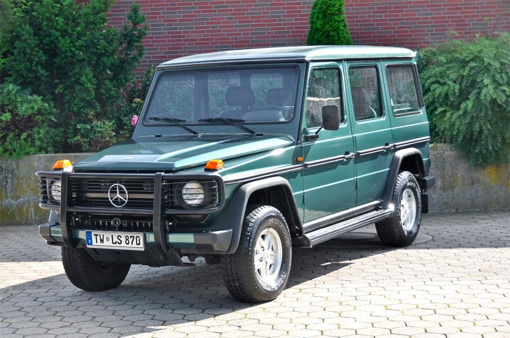 Kaufberatung MB G-Klasse (W 460) – G wie Geländewagen | TRÄUME WAGEN