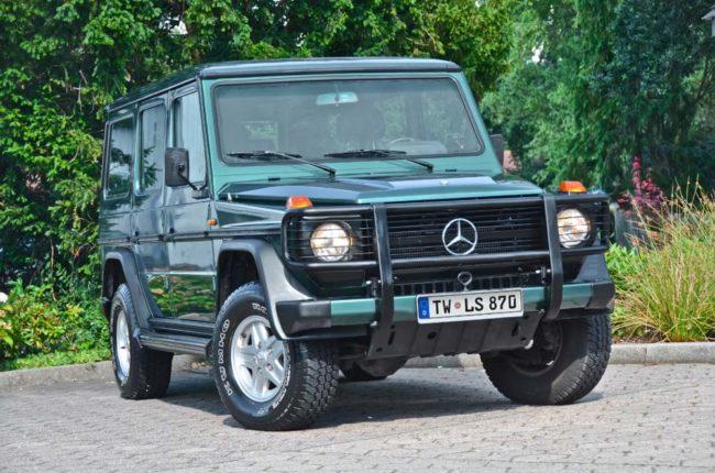 Kaufberatung Mercedes-Benz G-Klasse (W 460) – G wie Geländewagen